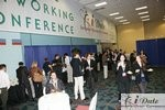 Exhibit Hall at the January 27-29, 2010 Internet Dating Conference in Miami