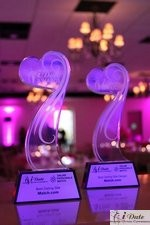 Award Trophies in Miami at the January 28, 2010 Internet Dating Industry Awards