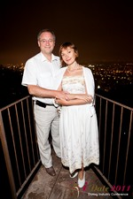 The Hollywood Dating Executive Party at Tai 's House at the 2011 Los Angeles Internet Dating Summit and Convention