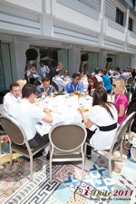 Dating Industry Executive Luncheon at the 2011 Online Dating Industry Conference in Los Angeles