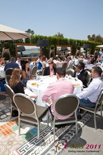 Mobile Dating Executives Meet for the iDate Lunch at the 2011 Online Dating Industry Conference in Los Angeles