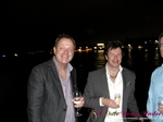 Red Hot Pie Harbour Cruise Party at the November 7-9, 2012 Mobile and Internet Dating Industry Conference in Sydney