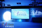 Awards Stage in Miami Beach at the 2012 Internet Dating Industry Awards