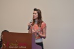 Caroline Kulczuga - Marketing Specialist - Google.com at the 2012 Internet Dating Super Conference in Miami