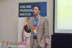 Dr Eli Finkel - Professor of Sociology - Northwestern University at the 2012 Internet Dating Super Conference in Miami