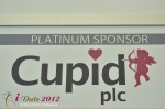 Platinum Sponsor - Cupid.com at the January 23-30, 2012 Miami Internet Dating Super Conference