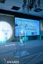 Welcome to the 3rd Annual iDate Awards Ceremony at the 2012 iDateAwards Ceremony in Miami held in Miami Beach