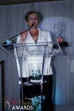Julie Ferman - Cupid's Coach/eLove - Winner of Best Matchmaker 2012 at the 2012 Miami iDate Awards Ceremony