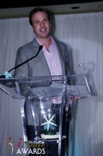 Lance Barton - IAC/ Match.com - Winner of Best Marketing Campaign 2012 in Miami Beach at the January 24, 2012 Internet Dating Industry Awards