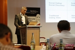 Dr Eike Post (Co-Founder of IQ Elite) at the September 10-11, 2012 Mobile and Internet Dating Industry Conference in Koln