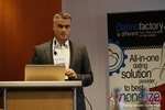 Dr Eike Post (Co-Founder of IQ Elite) at the 2012 European Union Online Dating Industry Conference in Koln