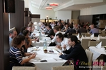 Lunch  at the 2012 E.U. Internet Dating Industry Conference in Koln