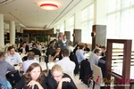 Lunch  at the 2012 European Union Online Dating Industry Conference in Koln