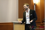 Matt Connoly (CEO of MyLovelyParent) at the 2012 European Union Online Dating Industry Conference in Koln