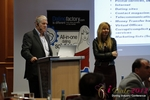 Tim Ford and Monica Whitty at iDate2012 Europe