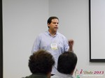 Carlos Maghalaes - Director of Mentis Dating and Amore Em Cristo  at the 36th iDate2013 Brasil