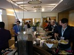 Lunch at the 2013 Koln European Union Mobile and Internet Dating Summit and Convention