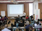 Sang-woo Pai (CEO of Markt.de) at the September 16-17, 2013 Mobile and Internet Dating Industry Conference in Koln
