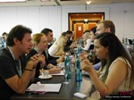 Speed Networking at the 2013 European Union Internet Dating Industry Conference in Koln
