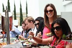 Lunch at the June 5-7, 2013 Los Angeles Online and Mobile Dating Industry Conference