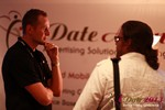 Networking at the 2013 Internet and Mobile Dating Industry Conference in Los Angeles