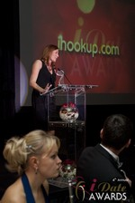 iHookup, winner of 2013 Best Marketing Campaign at the 2013 iDate Awards Ceremony