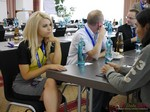 Speed Networking among Dating Industry Executives  at the September 8-9, 2014 Germany European Union Online and Mobile Dating Industry Conference