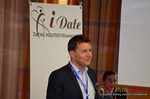 Clive Ryan, Regional Business Development Manager for Facebook  at the 39th iDate2014 Köln convention