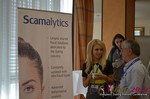 Exhibit Hall, Scamalytics Sponsor  at the 2014 Euro Online Dating Industry Conference in Köln
