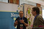 Exhibit Hall, Neo4J Sponsor  at the September 8-9, 2014 Germany European Union Online and Mobile Dating Industry Conference