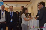 Exhibit Hall  at the 39th iDate2014 Germany convention