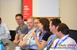 Final Panel of Dating Industry CEOs and Thought Leaders  at the September 7-9, 2014 Mobile and Online Dating Industry Conference in Köln