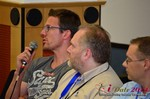 Henning Weichers CEO of Metaflake, Final Panel  at iDate2014 Cologne