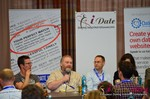 Wayne May of ScamSurvivors, Final Panel  at the 2014 Germany Euro Mobile and Internet Dating Expo and Convention