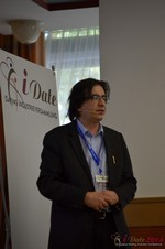 Francesco Nuzzolo, France Manager for Dating Factory  at the 2014 Euro Online Dating Industry Conference in Germany