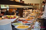 Lunch  at the September 7-9, 2014 Mobile and Internet Dating Industry Conference in Germany