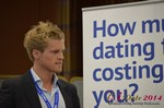 Martin Thor, Sales Manager of Mobile Entertainment at Dimoco  at the September 7-9, 2014 Mobile and Online Dating Industry Conference in Germany