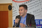 Alessandro Bruno-Bossio, Head of Sales at Neteller  at the 39th iDate2014 Germany convention