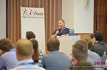 Wayne May, CEO of ScamSurvivors  at iDate2014 Europe