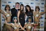 Luxury Excursions  at the January 15, 2014 Internet Dating Industry Awards Ceremony in Las Vegas