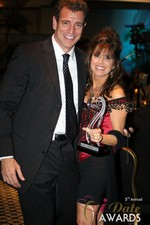 Renee Piane (Winner of Best Dating Coach) at the 2014 Internet Dating Industry Awards Ceremony in Las Vegas
