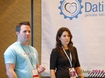 Dating Software Session - with Tanya Fathers, CEO of Dating Factory and Michael O'Sullivan CEO of Hub People at the January 14-16, 2014 Internet Dating Super Conference in Las Vegas