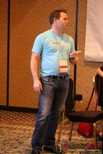 Michael O'Sullivan - CEO of HubPeople at the January 14-16, 2014 Internet Dating Super Conference in Las Vegas