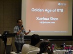 Albert Xeuhua Shen - CTO of iPinYou at the 2015 China Internet Dating Industry Conference in China