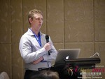 Daniel Haigh - COO of Oasis at the May 28-29, 2015 China China Online and Mobile Dating Industry Conference