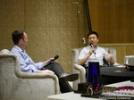 OPW Interview with Jason Tian - CEO of Baihe at the 2015 Asia Online Dating Industry Conference in Beijing