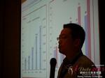 Shang Hsiu Koo - CFO of Jiayuan at the 2015 China & Asia Internet Dating Industry Conference in China