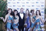 Ken Agee and Svetlana Mucha at the 2015 Internet Dating Industry Awards in Las Vegas