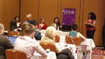 Dating Events Panel for Matchmakers and Dating Coaches - Deanna Lorraine, Mark Owen, Kimberly Seltzer, Tracy Lee and Damona Hoffman at the 2015 Las Vegas Digital Dating Conference and Internet Dating Industry Event