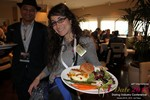 Lunch at the 2015 Internet Dating Super Conference in Las Vegas